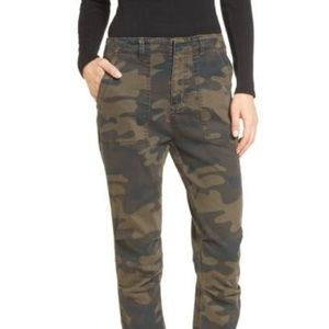 AFRM Camo Cargo Pants